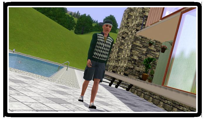 Utiliser le mode caméra dans les Sims 3 8